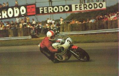 Silverstone 1972, 350cc