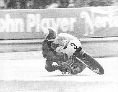 Silverstone 1972, 250 cc