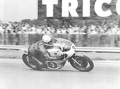Silverstone 1972, 250 cc (12-08-1972)