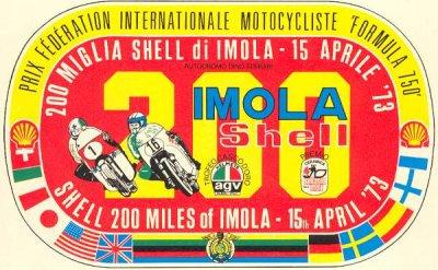 Imola 200 1973
